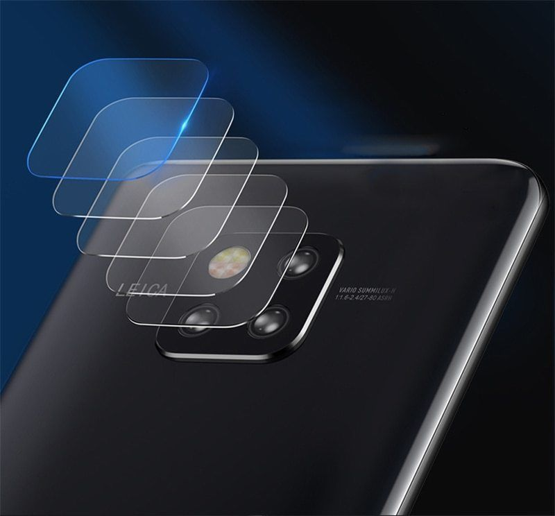 3pcs Back Camera Lens Soft Tempered Glass Huawei Mate 20 Pro Protective Film