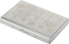 Frank Lloyd Wright April Showers Liberty Cover Credit Card Case RFID Pro... - $24.99