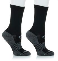 Copper Fit 1-pair Calf Socks, White, Size L/XL - $8.90