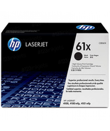 HP C8061X (HP 61X) High-Yield Black Original Laser Toner Cartridge in Re... - $265.88