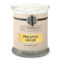 Archipelago Signature Pineapple Ginger Glass Jar Candle 8.62oz - $29.50