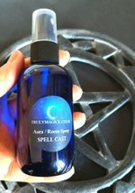 Witch made aura/Room SPRAY WITCHCRAFT break negative circles bring success  - $20.45