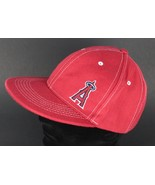 Los Angeles Angels of Anaheim Hat Adjustable Strap Baseball Cap - $17.81