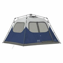6-Person 10' x 9' Instant Cabin Family Outdoor Camping Tent Hiking Shelt... - $220.00