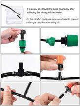 Drip Irrigation Kit 82ft/25m Micro Automatic Irrigation System image 3