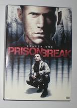 Prison Break First Season 1 / One - Dominic Purcell & Wentworth Miller -... - $2.22