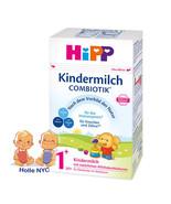 HiPP Combiotic Kindermilch 1+ Milk Formula FREE SHIPPING 05/2020 - $35.59
