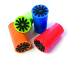 Bottle Stoppers, Starburst Silicone Funny Novelty Reusable Wine Bottle S... - $17.99