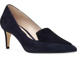 Nine West Sharpin Pointed-toe Suede Pumps, Blue, Size 10.5 M - $26.99
