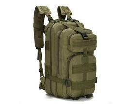 30L Men / Women Bag Hiking Camping Bag Travelling Trekking Bag Green  - $31.99