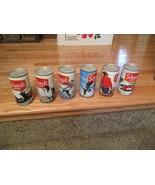 6 piece lot Schmidt Steel Vintage Beer Can 4 city - $18.99