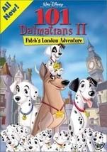 DVD - 101 Dalmatians II - Patch's London Adventure DVD  - $15.14
