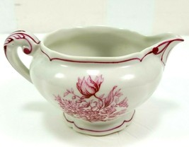 Royale Limoges France Creamer Ancienne Fabrique 5.5 x 3 Inches - $23.10