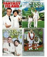 FANTASY ISLAND Complete All 1-3 Seasons Series Film DVD Bundle Collectio... - $123.74