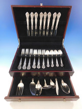 King Edward by Gorham Sterling Silver Flatware Set 8 Service 39 Pcs Place Size - $2,350.00