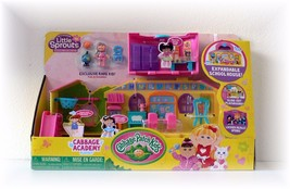 Cabbage Patch Kids Little Sprouts Cabbage Academy Play Set School House  - $14.84