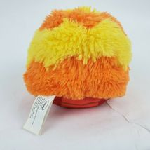 "Disney Doc McStuffins Squibbles 5"" Plush Dog Orange Yellow Stuffed Animal  image 3"