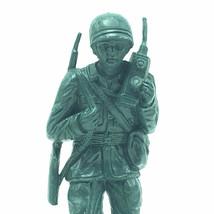 "Toy soldier vintage military figure 6 inch 6"" army marines mee marx radi... - $16.35"