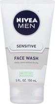 for Men Sensitive Face Wash, 5 Fluid Ounce - $12.14