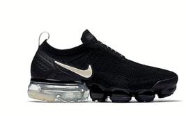 NIKE Air VaporMax Moc 2 Men's Running Shoes Black - $182.31+