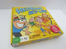 Hedbanz Act Up! Game - $8.90