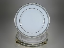Royal Worcester Mondrian Bread & Butter Plates Set of 4 - $18.76