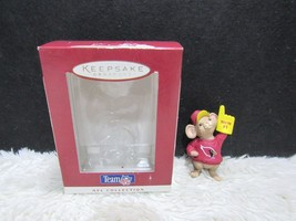 1996 NFL Collection, Arizona Cardinals, Hallmark Keepsake Christmas Orna... - $5.89