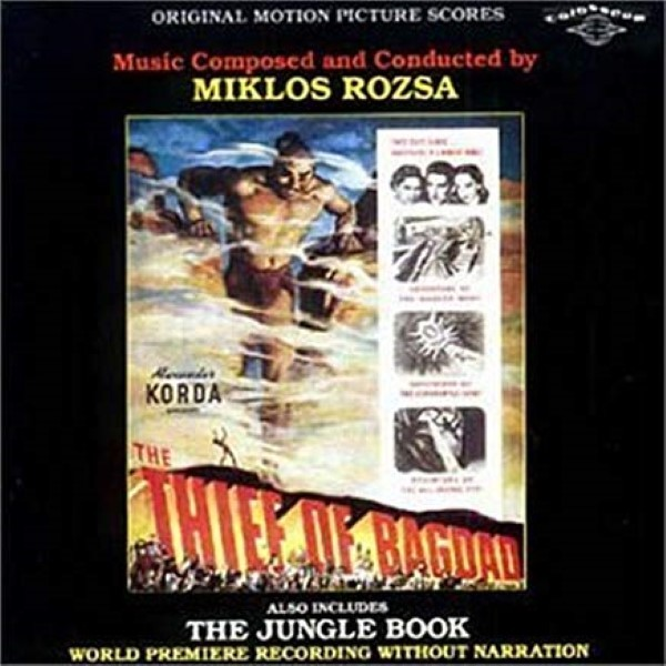 The Thief of Bagdad / The Jungle Book Scores Cd