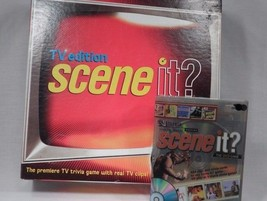 Clean EUC 2004 TV Scene It Edition + Game Pack - COMPLETE - Family Game ... - $8.86