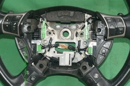 2005-08 Acura RL Leather Steering Wheel BT Phone Cruise Radio Control Switches image 2