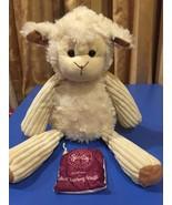 "16"" Scentsy Buddy Lenny The Lamb Sheep Plush w Black Raspberry Vanilla S... - $15.85"