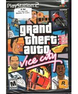 Play Station 2 - Grand Theft Auto - Vice City - $8.95