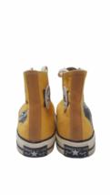 Converse Kaws Men Sneakers Size 8.5 Chuck Hi Top All Star Yellow Women's 10.5 image 4
