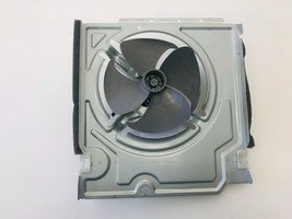 Samsung Microwave Cooling Fan Motor w/Blade & Housing DE31-00045B DE31-00064A image 2