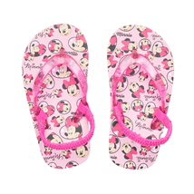 NEW Baby or Toddler Disney Minnie Mouse Flip Flops Size 5/6 7/8 or 9/10 - $11.99