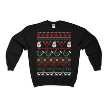 nurse doctor medical assistant ugly christmas sweatshirt - $29.95+