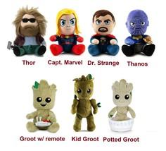 Marvel comics Avengers plush Thanos Groot doctor strange - $18.99