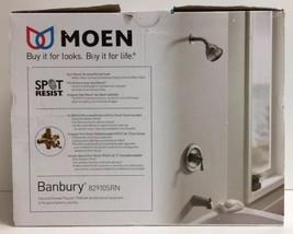 (New) Moen 82910SRN Tub and Shower Faucet, Spot Resist - $123.74