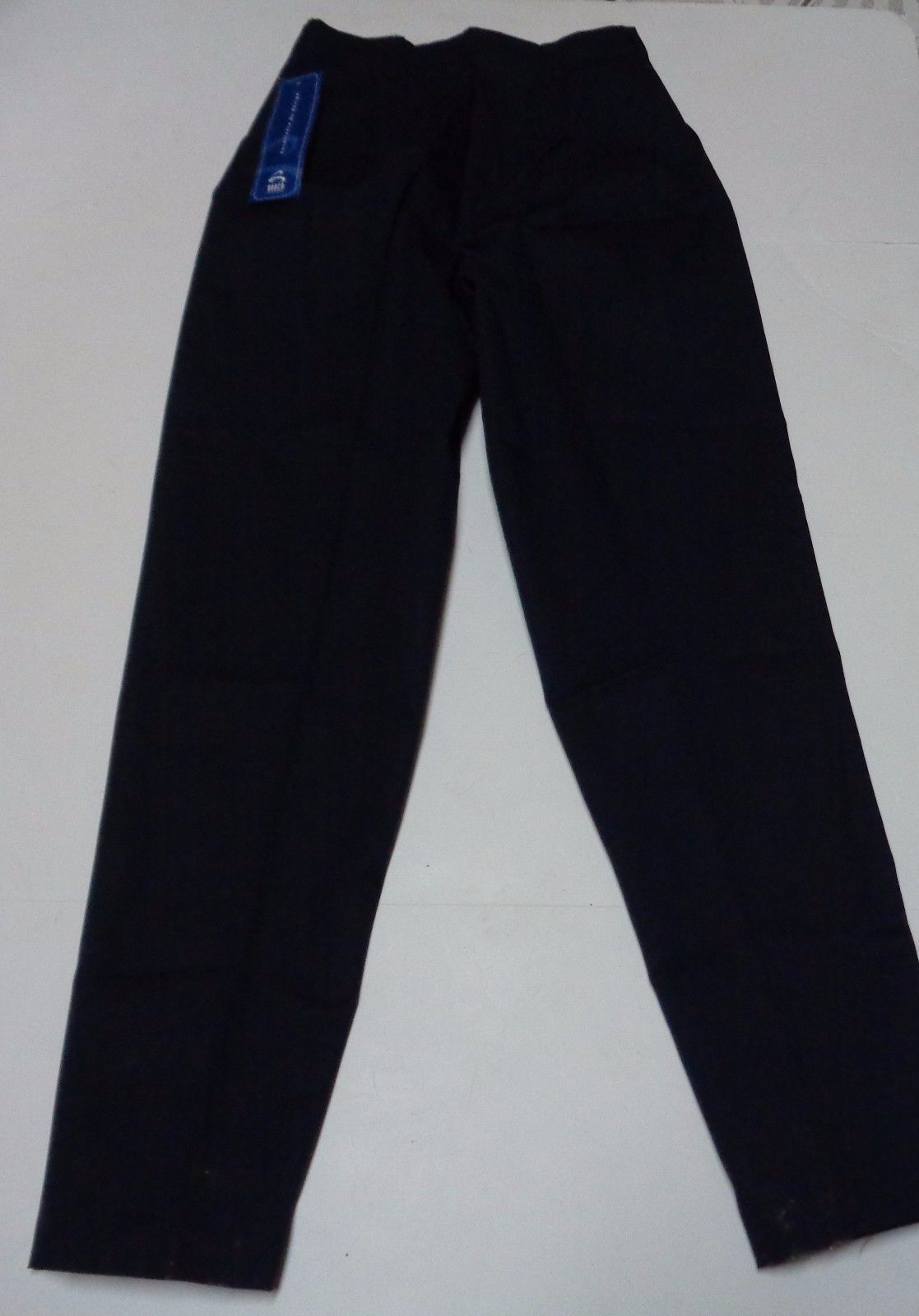 Primary image for Barco Ladie's Uniform Pants Navy Blue SZ 12 NWT Pleated Front