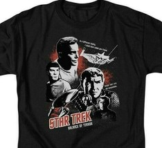 Star Trek t-shirt Balance of Terror Retro Sci-Fi TV series graphic tee CBS720 image 2