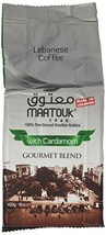 Maatouk Coffee W\cardamom 450 Gr. - $22.67