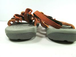 Keen Womens Orange Strappy Ankle Strap Sandals Size US 7.5  EUR 38 image 4
