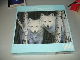 RoseArt Masterworks White Magic 1000 PC Jigsaw Puzzle, Brand New, Sealed - $14.84