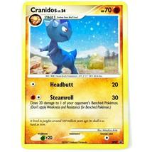 Pokemon TCG Cranidos DP07 Holo Shiny Promo Promotional Trading Card - $2.99