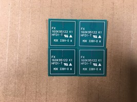 4 Pack Genuine Xerox Color Drum Chip For 013R00664 Same Day Shipping - $38.60