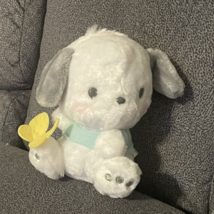 Sanrio Character Pochacco with Butterfly Plush  - $35.00