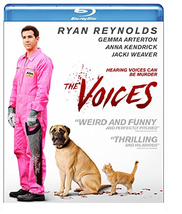 The Voices [Blu-ray] (2015)