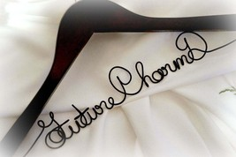 Pharmacy Student Gift, Future PharmD Lab Coat Hanger, Personalized Gifts - $35.00