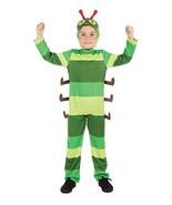Kids Caterpillar Costume Size Large - £11.94 GBP