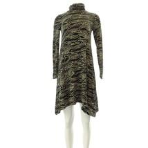 Maeve Bodycon Long Sleeve Mini Dress African S - $54.94